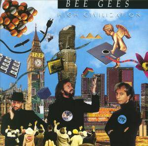 Bee Gees: High Civilization - Cover
