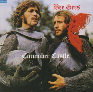 Bee Gees: Cucumber Castle - Cover