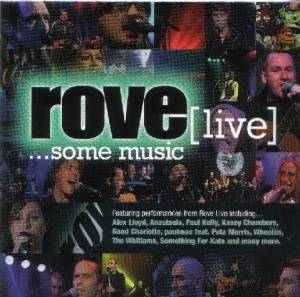 Cover - Paulmac: Rove [Live]...Some Music
