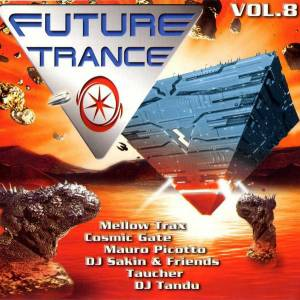 Cover - Marino Stephano: Future Trance Vol. 08