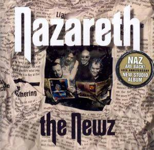 Nazareth: Newz, The - Cover