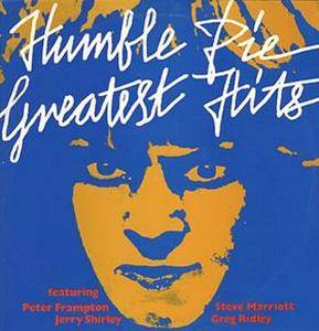 Humble Pie: Greatest Hits - Cover