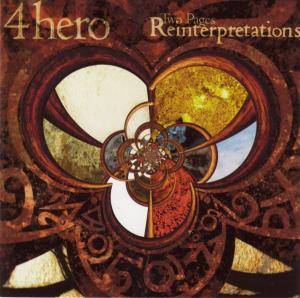 Cover - 4hero: Two Pages Reinterpretations
