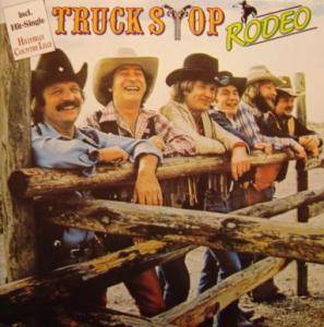 Cover - Truck Stop: Rodeo