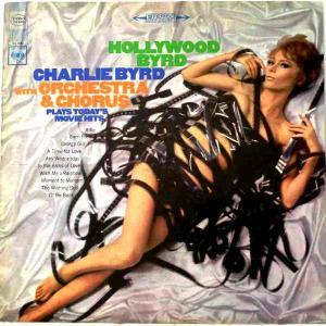 Charlie Byrd: Hollywood Byrd - Cover