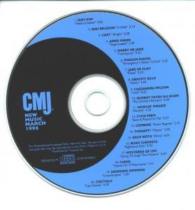 CMJ - New Music Volume 031 - Cover