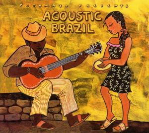Acoustic Brazil - Cover