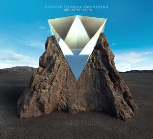 Giraffe Tongue Orchestra: Broken Lines - Cover
