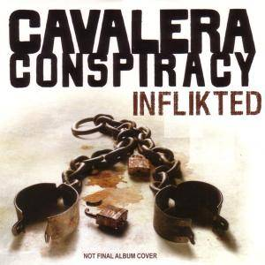 Cavalera Conspiracy: Inflikted - Cover