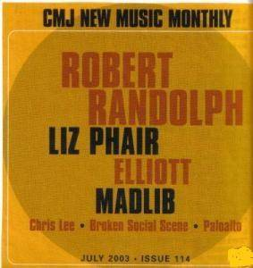 Cover - Elliott: CMJ - New Music Volume 114