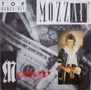 Mozzart: Money - Cover