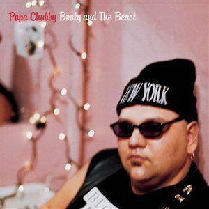 Cover - Popa Chubby: Booty And The Beast