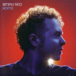 Simply Red: Home - Cover