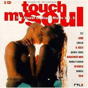 Touch My Soul - The Finest Of Black Music Vol. 05 - Cover