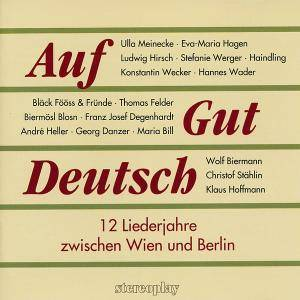 Stereoplay Special CD 71 - Auf Gut Deutsch - Cover