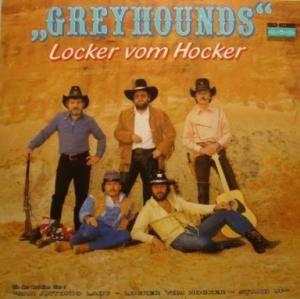 Greyhounds:Locker Vom Hocker - CD