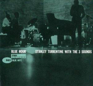 Cover - Stanley Turrentine: Blue Hour