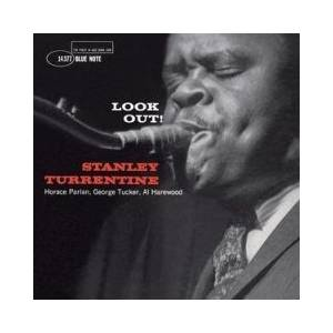 Stanley Turrentine: Look Out! - Cover