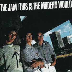 Cover - Jam, The: This Is The Modern World