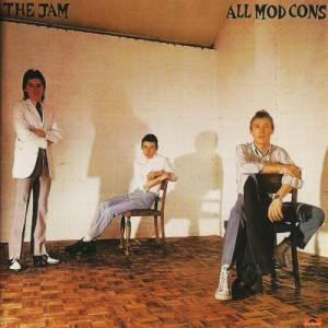 The Jam: All Mod Cons - Cover