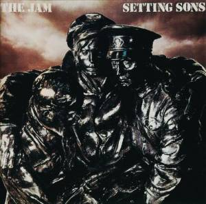 The Jam: Setting Sons - Cover