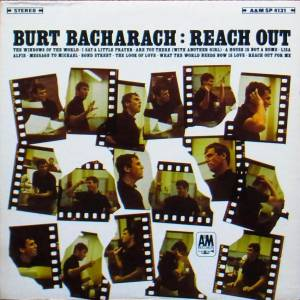 Cover - Burt Bacharach: Reach Out
