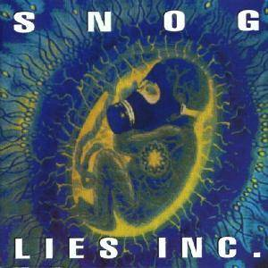 Cover - Snog: Lies Inc.
