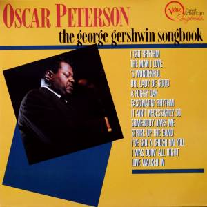 Cover - Oscar Peterson: Oscar Peterson Plays George Gershwin