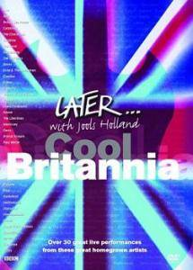 Later... With Jools Holland: Cool Britannia - Cover