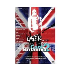 Later... With Jools Holland: Cool Britannia 2 - Cover