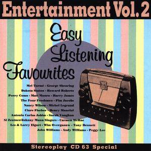 Cover - Michel Legrand Und Sein Orchester: Stereoplay Special CD 63 - Entertainment Vol. 2 Easy Listening Favourites