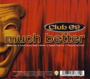 Cover - Club 69: Much Better / Drama