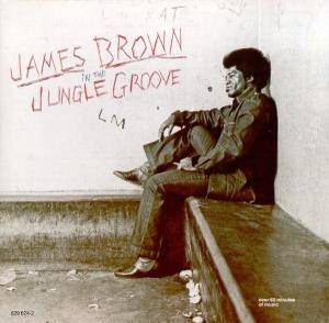 James Brown: In The Jungle Groove - Cover