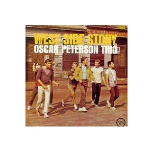 Oscar Peterson Trio: West Side Story - Cover