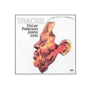 Oscar Peterson: Tracks - Cover