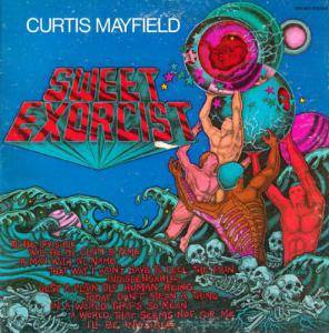 Cover - Curtis Mayfield: Sweet Exorcist