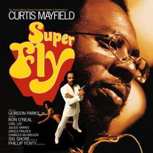 Cover - Curtis Mayfield: Super Fly