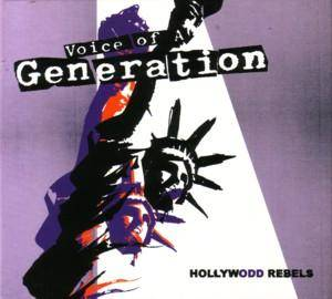 Voice Of A Generation: Hollywodd Rebels - Cover