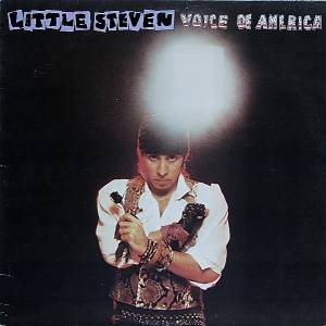 Little Steven: Voice Of America - Cover