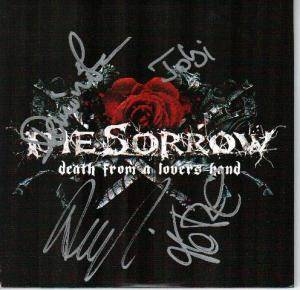 Cover - Sorrow, The: Death From A Lovers Hand