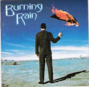 Cover - Burning Rain: Burning Rain