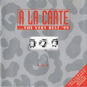 Cover - À La Carte: Very Best Of '99, The