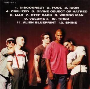 Rollins Band: Weight (CD) - Bild 3
