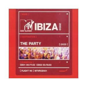 MTV Ibiza 2000 The Party - Cover