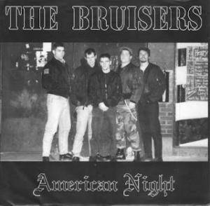 Cover - Bruisers: American Night