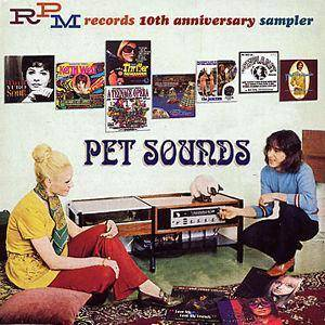 Cover - In Crowd, The: RPM Records 10th Anniversary Sampler: Pet Sounds