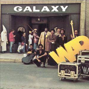 War: Galaxy - Cover