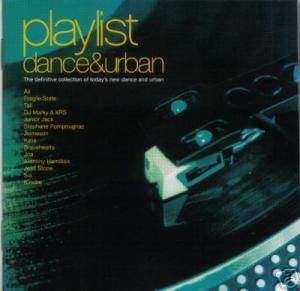 HMV - Playlist Dance And Urban 19 - Cover