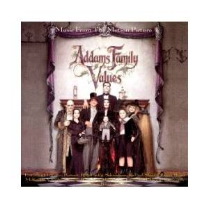Cover - Tag Team: Adams Family Values - Music From The Motion Picture