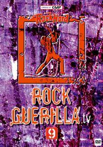 Rock Hard - Rock Guerilla.tv 09 - Cover
